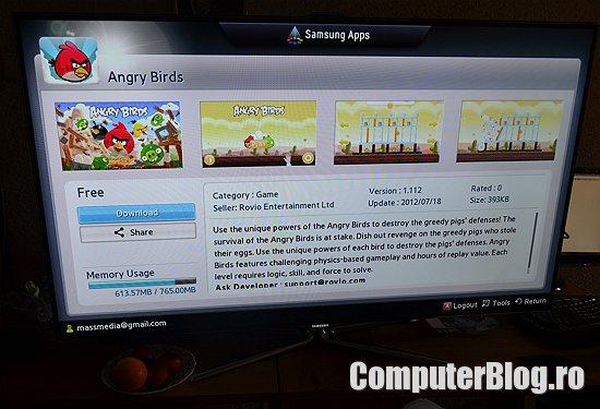 Samsung Smart TV – UE55ES7000 [review]