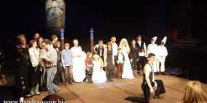 Teatru Masca, finalul spectacolului