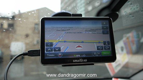 GPS ieftin Smailo HD