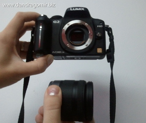 Panasonic Lumix G2 - test