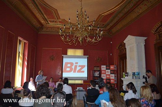 Revista Biz - evenimentul de lansare