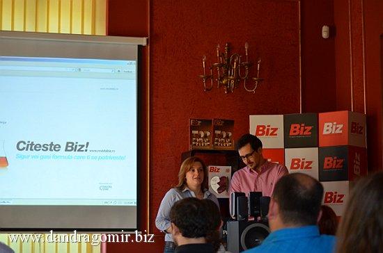 Marta și realizatorul aplicației, Digital Star
