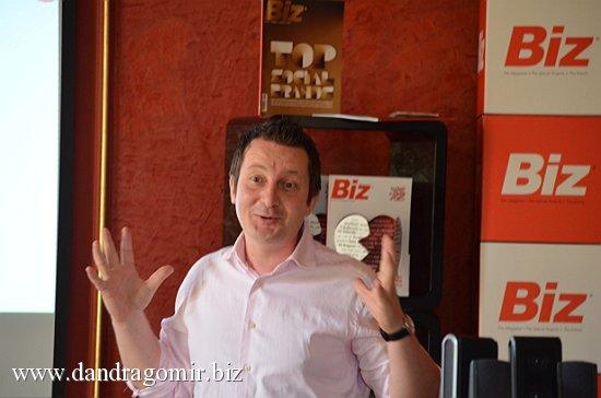 Vlad Stan, o vedetă în antreprenoriat