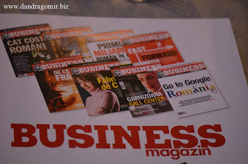 Business Magazin - Top 100 manageri