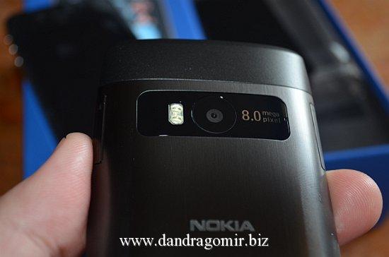 Nokia X7 camera foto