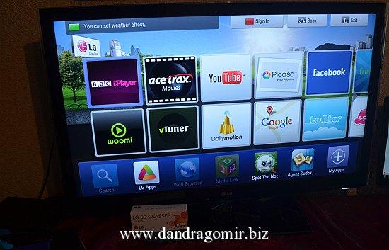00121 LG Smart TV 3D   îmi place