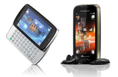 Sony Ericsson Txt pro Mix Walkman