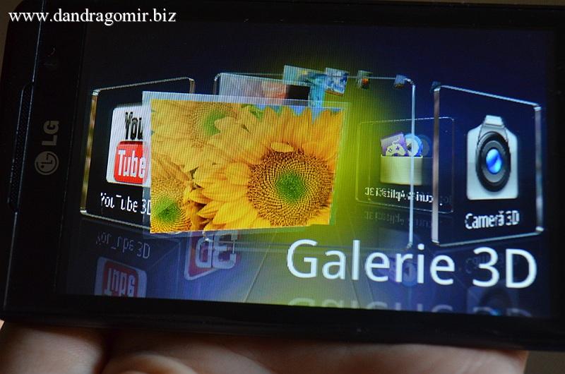 LG Optimus 3D - galeria 3D