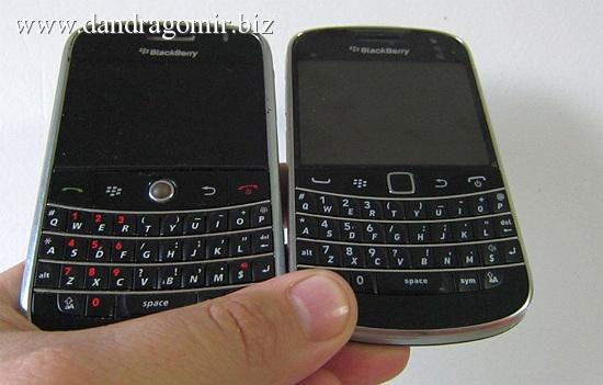 Bold 8900 versus 9900