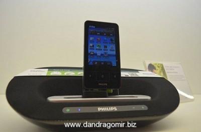 Philips GoGear Connect 3 + sistem de sunet