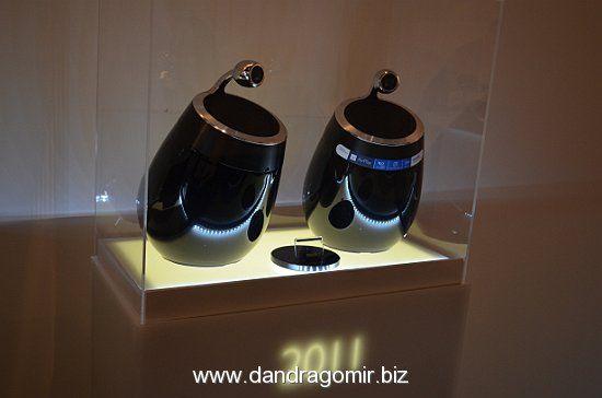 Philips - 2011 - sistem de sunet pentru smartphone şi tablete