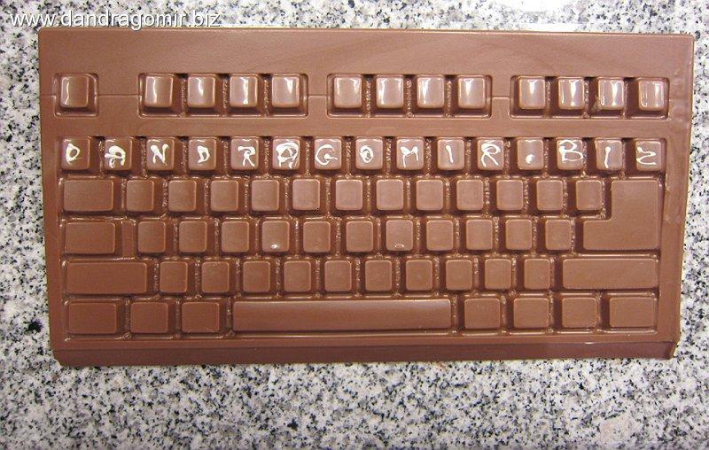 dandragomir.biz din ciocolata :-)
