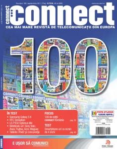 Revista Connect - numarul 100