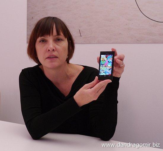 Nikki Barton, vp Nokia - design