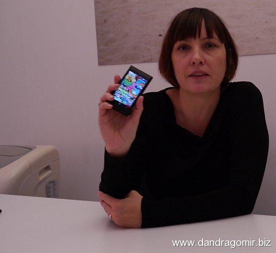 Nikki Barton, vp Nokia