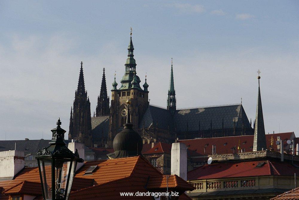 Praga - castelul