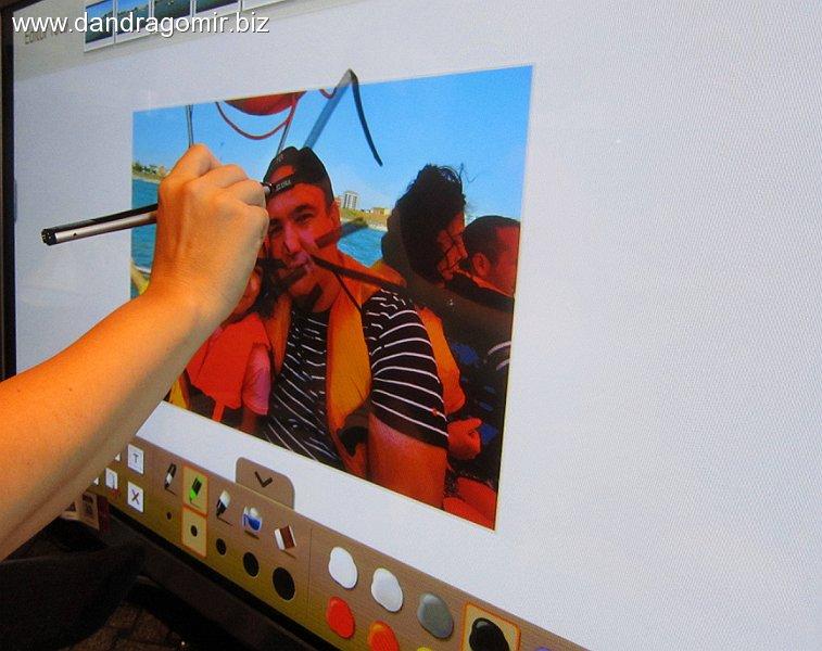 LG Pentouch TV - 3D, Smart TV, plasmă