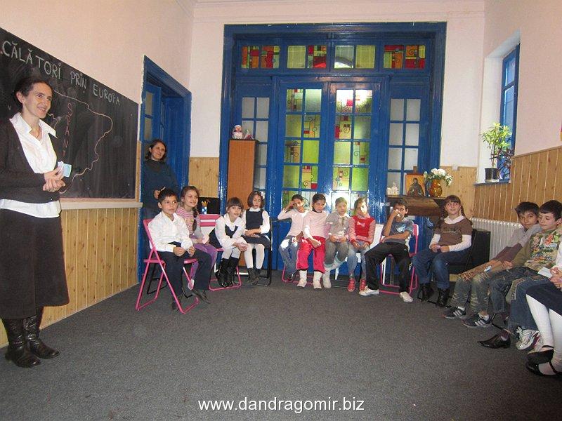 Copiii de la Sf. Dimitrie