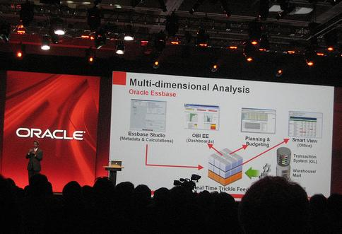 Oracle World Sparc T4