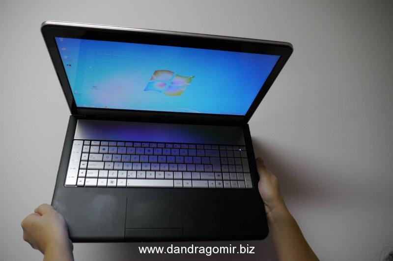 Asus N75S design