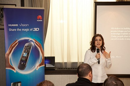 Huawei Vision - prezentare oficiala