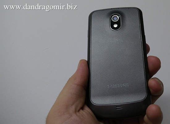Samsung Galaxy Nexus - design