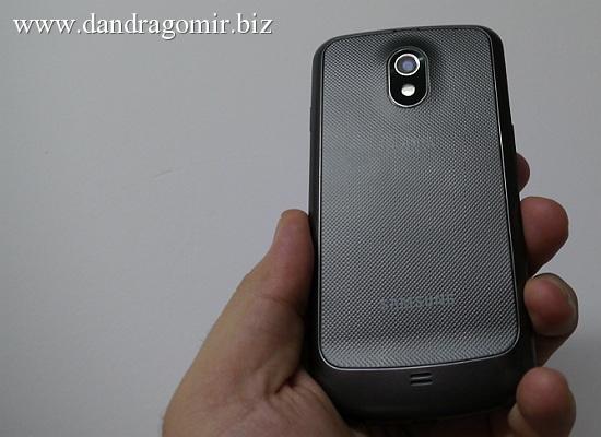 Samsung Galaxy Nexus - design