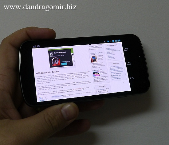 Samsung Galaxy Nexus - review