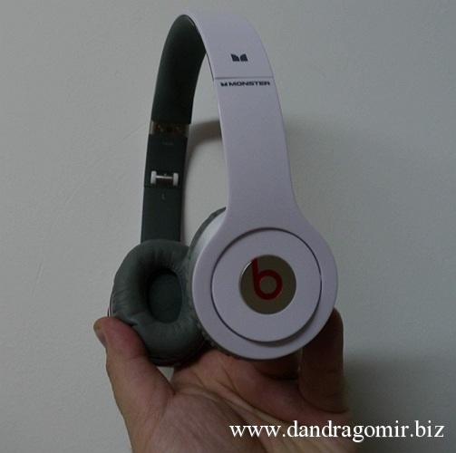 Casti Beats pentru HTC Sensation XL