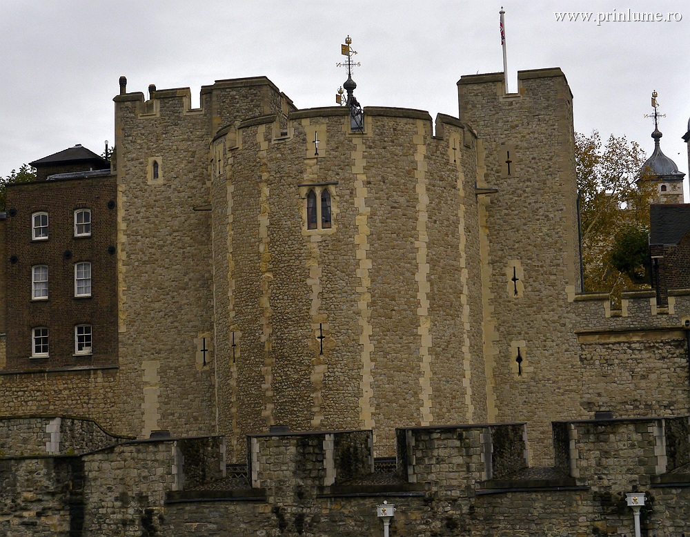 Tower of London - donjon