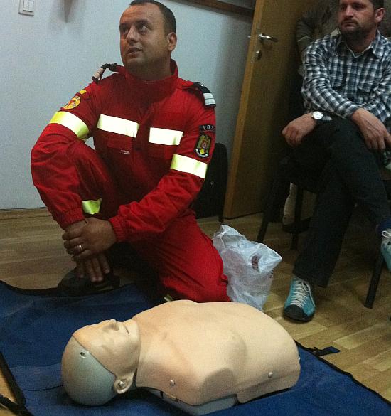 Paramedici 112