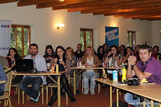 Biz SMS Camp 2012 - ziua 3