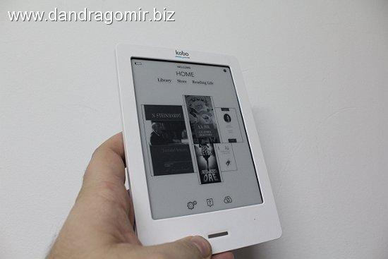 Kobo Reader - ebooks