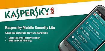 Kaspersky Mobile Suite lite