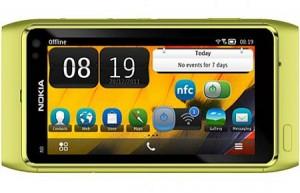Nokia N8 Belle