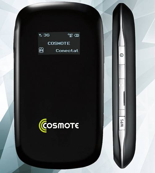 Hotspot Mobil Connect MF60