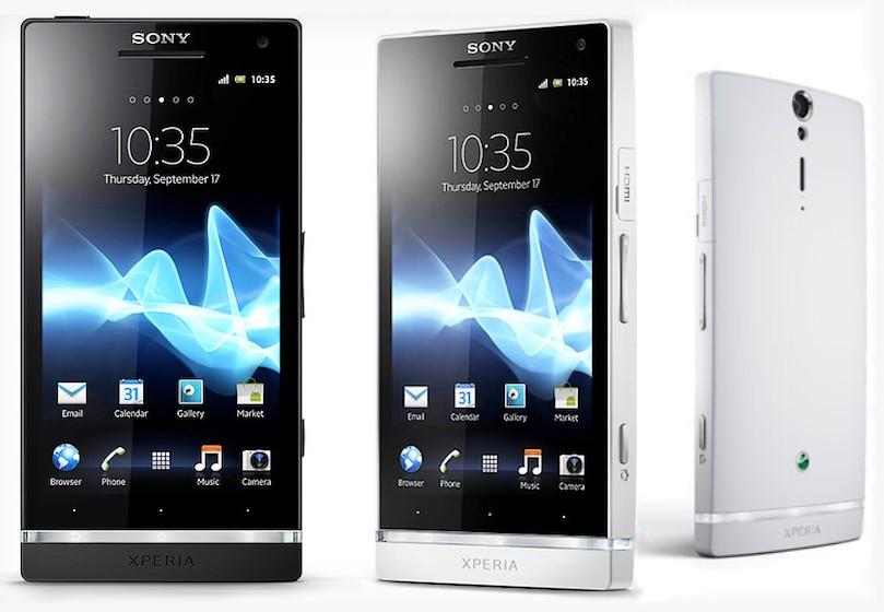 Sony Xperia S & Xperia Ion