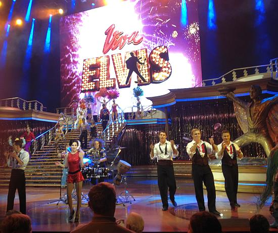Cirque du Soleil + Viva Elvis