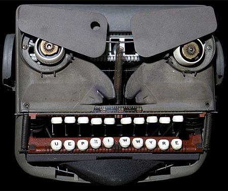 Typewriter Transformer