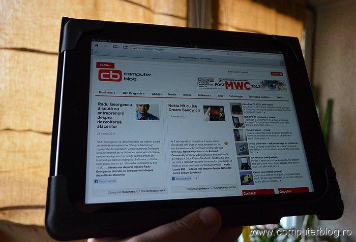 iPad - retina display