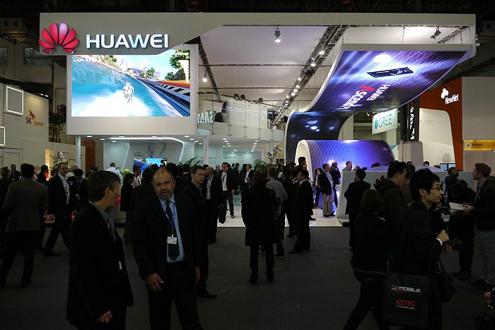 Huawei - MWC 2012 (c) Computerblog.ro