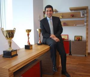 Babak Fouladi ex-CTO Vodafone