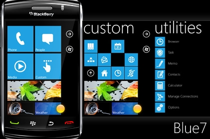 Blackberry Windows Phone