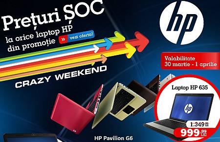 laptop HP la reduceri