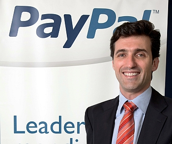 Luca Cassina, PayPal