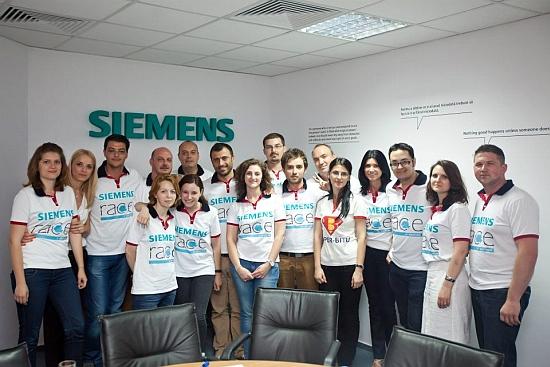 Siemens Race 2012 - final