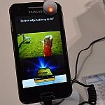 beam Samsung Galaxy Beam – hands on