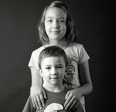 Portret de copil - fotounion.ro