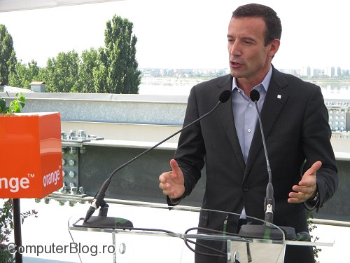 Jean Francois Fallacher - CEO Orange