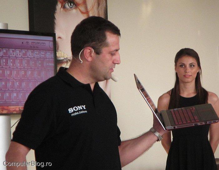 Sony Vaio - laptopuri